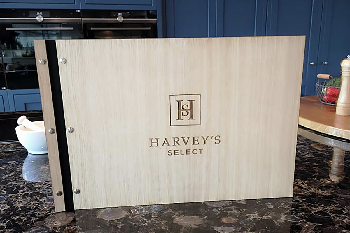 Harveys' Select personal portfolios