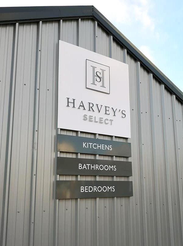 Harvey's Select Signage
